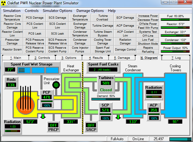 Nuclear power plant simulator free download « igggames.